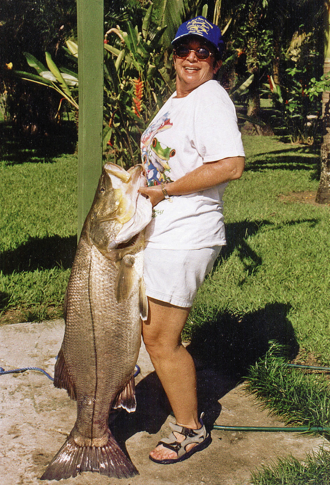 World Record Snook